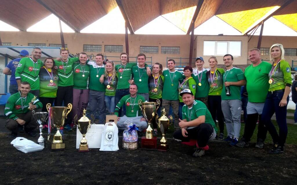 Slovenský superpohár 2018 si vybojovali Stupné a Dežerice