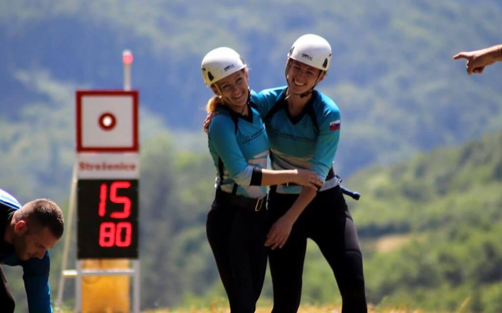 V Ihrišti padol nový traťový rekord, postarali sa oň domáce ženy