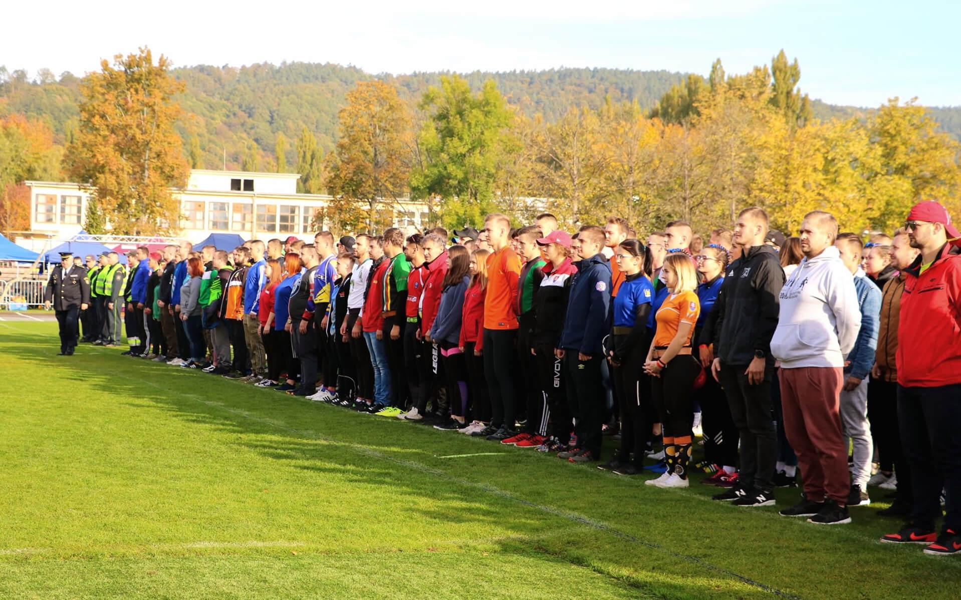 Hasičská sezóna na Slovensku vyvrcholila superpohárom v Púchove